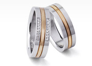 Snubní prsten - kolekce Romana